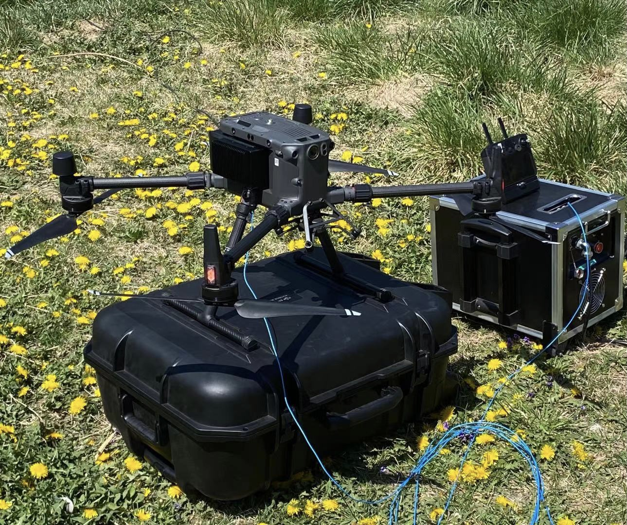 Drone LPS System